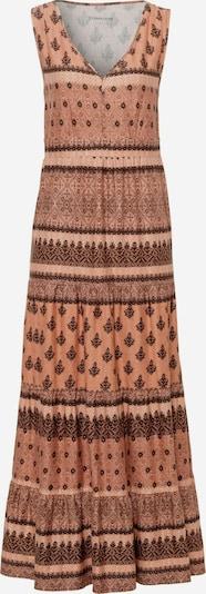 Green Cotton Jerseykleid in braun / hellbraun / rosa / altrosa, Produktansicht