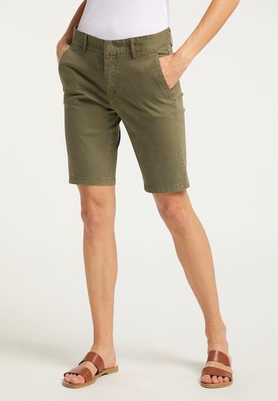 Pantaloni DreiMaster Vintage pe kaki, Vizualizare model