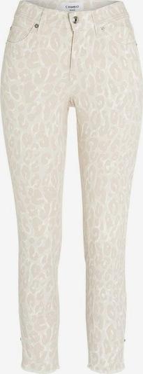 Cambio Stoffhose in beige, Produktansicht