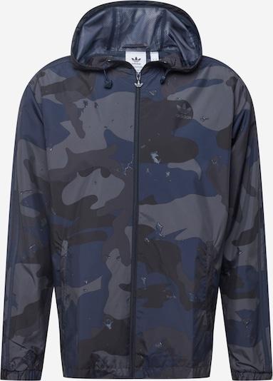 ADIDAS ORIGINALS Prechodná bunda - námornícka modrá / ultramarínová / kamenná, Produkt