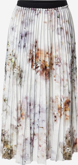 Ted Baker Skirt 'Flavvia' in Mixed colours / White, Item view