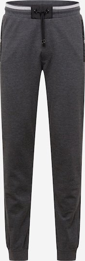 BOGNER Bikses 'MARV', krāsa - raibi pelēks / melns / balts, Preces skats