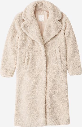 Abercrombie & Fitch Přechodný kabát 'Gigi' - krémová, Produkt