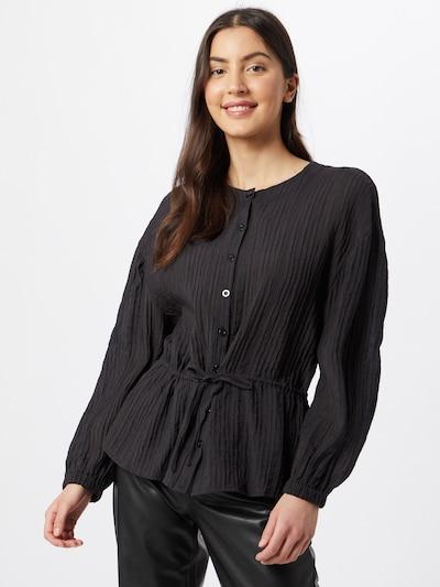 Bluză 'Polly' Soft Rebels pe negru, Vizualizare model