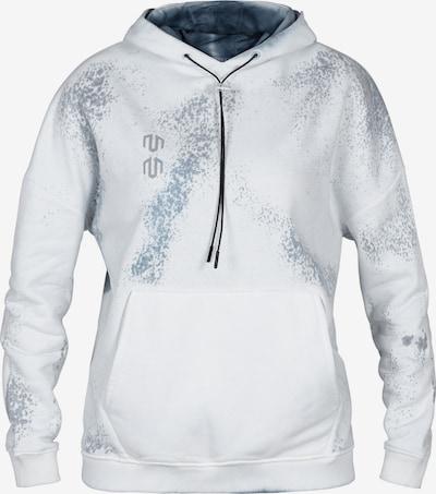 MOROTAI Athletic Sweatshirt 'Batech' in Grey / White, Item view