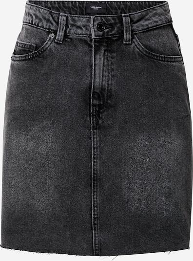 VERO MODA Rok 'Mikky' in de kleur Black denim, Productweergave