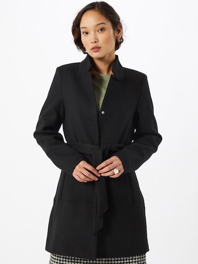 VERO MODA Mantel 'Kristina' in schwarz, Modelansicht