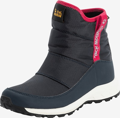 JACK WOLFSKIN Snowboots in navy / pink, Produktansicht