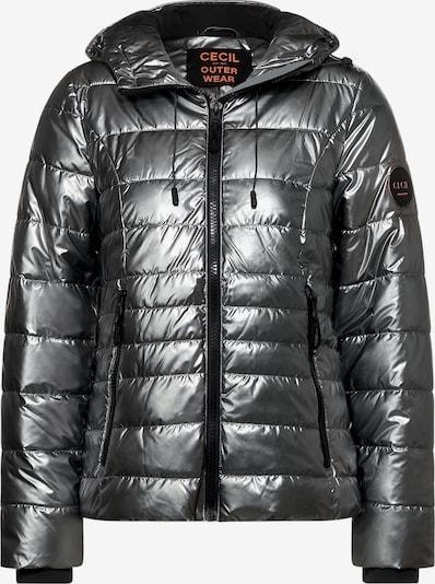 CECIL Between-Season Jacket in Silver, Item view