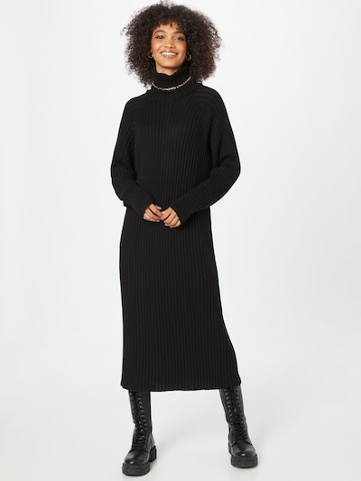 Y.A.S Kleid 'MAVI' in schwarz, Modelansicht