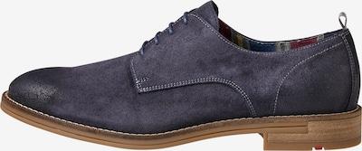 Pantofi cu șireturi LLOYD pe bleumarin, Vizualizare produs