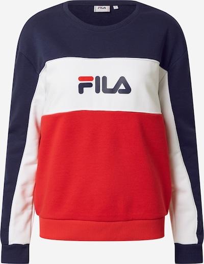 FILA Sweatshirt 'AMINA' in Dark blue / Red / White, Item view