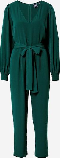 GAP Jumpsuit in dunkelgrün, Produktansicht