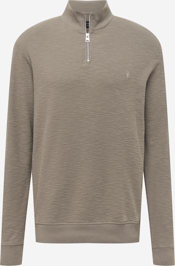 AllSaints Sweatshirt 'Muse' in de kleur Rookgrijs, Productweergave