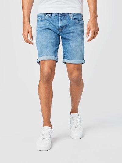 Pepe Jeans Jeansy 'HATCH' w kolorze niebieski denimm, Podgląd na modelu(-ce)