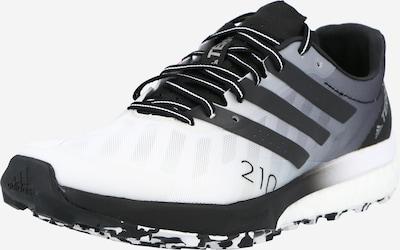 adidas Terrex Chaussure de course en noir / blanc, Vue avec produit