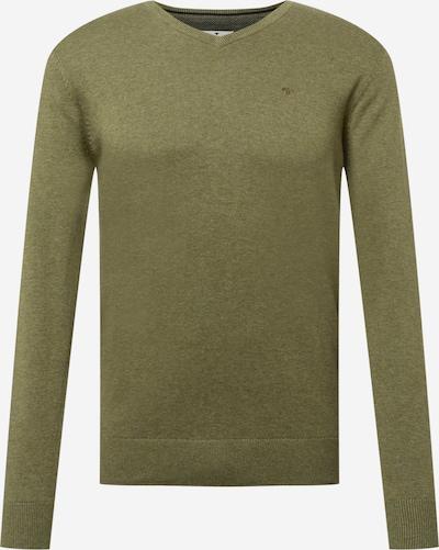 TOM TAILOR Pullover in khaki, Produktansicht