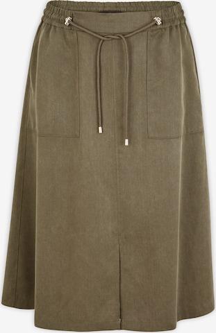 COMMA Skirt in Green