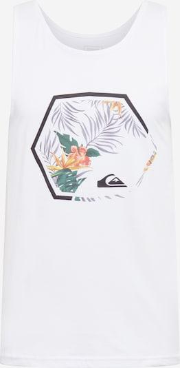 QUIKSILVER Camiseta funcional 'FADING OUT' en mezcla de colores / blanco, Vista del producto