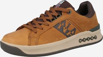 NAPAPIJRI Sneaker 'EGRET' in Braun
