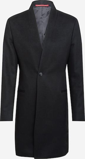 HUGO Abrigo de entretiempo 'Utaro' en negro, Vista del producto