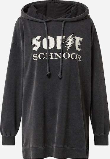 Sofie Schnoor Sweatshirt in schwarz / weiß, Produktansicht