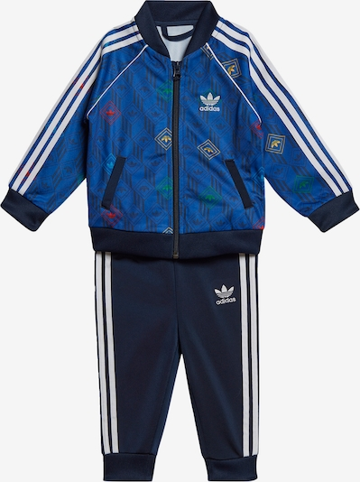 ADIDAS ORIGINALS Set in blau / navy / weiß, Produktansicht