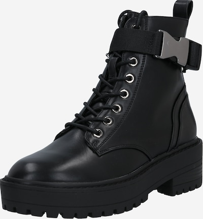 Suvarstomieji kulkšnis dengiantys batai 'ONLBRANDY' iš ONLY , spalva - juoda, Prekių apžvalga