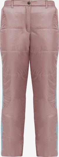 Finn Flare Thermohose in grau / pink, Produktansicht