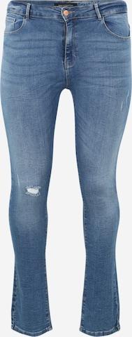 ONLY Carmakoma Jeans 'CARLAOLA' in Blau