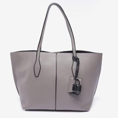 Tod's Shopper in M in grau / schwarz, Produktansicht