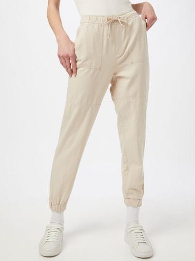 Mavi Hose in beige, Modelansicht