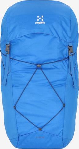 Haglöfs Sports Backpack 'L.I.M' in Blue