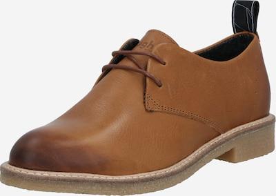 HUB Šnurovacie topánky 'Braga' - koňaková, Produkt