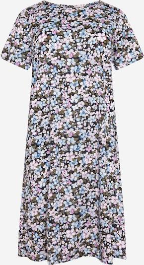 KAFFE CURVE Obleka 'Ctorka' | mešane barve barva, Prikaz izdelka