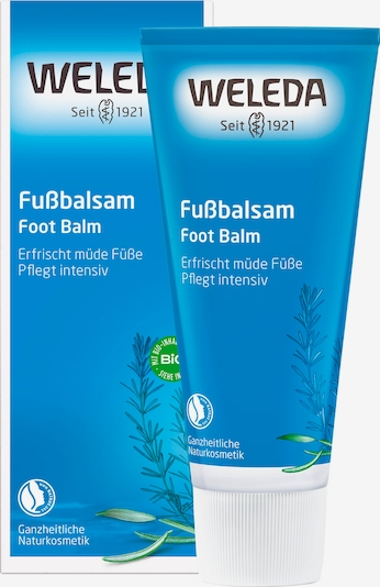 WELEDA Foot Care in Blue, Item view