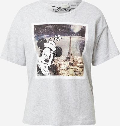 JACQUELINE de YONG Majica 'Mickey Mouse' u siva melange / miks boja, Pregled proizvoda