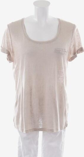 REPEAT Shirt in L in beige, Produktansicht
