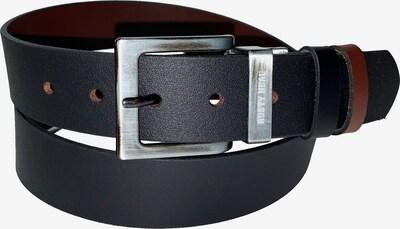 Rusty Neal Ledergürtel '4506' in schwarz, Produktansicht