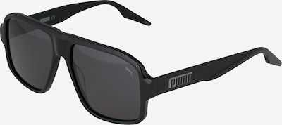 PUMA Sonnenbrille in schwarz, Produktansicht
