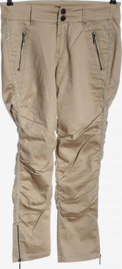 Fransa Röhrenhose in M in silber / wollweiß, Produktansicht
