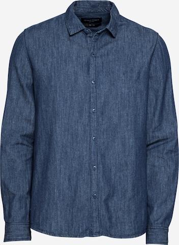 Camicia 'Fitzroy' di Cotton On in blu