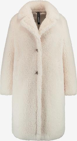 SAMOON Winter Coat in Beige