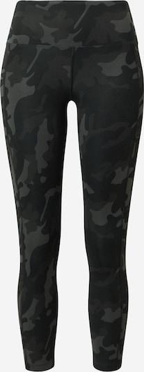Pantaloni sportivi Marika di colore grigio / nero, Visualizzazione prodotti