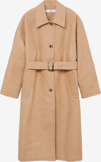 MANGO Přechodný kabát 'Clack' - světle béžová, Produkt