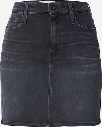 Calvin Klein Jeans Rock in black denim, Produktansicht