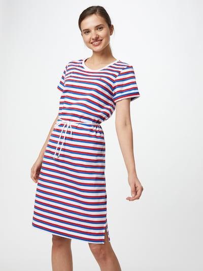 kék / piros / fehér TOMMY HILFIGER Nyári ruhák, Modell nézet