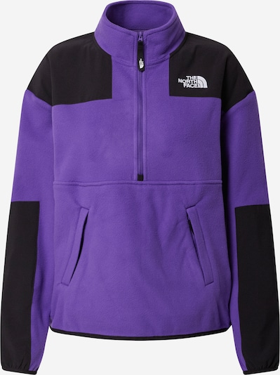 THE NORTH FACE Sweat de sport en violet / noir, Vue avec produit