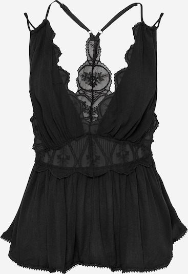 Free People Top 'ODESSA' en negro, Vista del producto