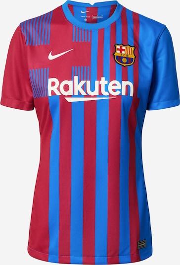 NIKE Maillot 'FC Barcelona 2021/22 Stadium Home' en bleu / rouge / blanc, Vue avec produit